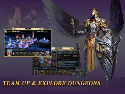 Final Clash: 3D FANTASY MMORPG MOD apk