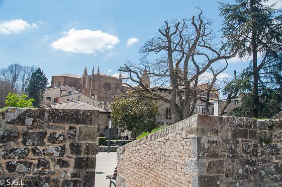 Catedral de Santa Maria la Real. Pamplona mucho mas que Sanfermines