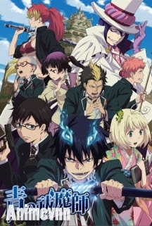 Ao No Exorcist -  2014 Poster
