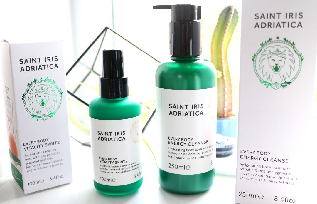 Saint Iris Adriatica - Every Body Vitality Spritz & Energy Cleanse review
