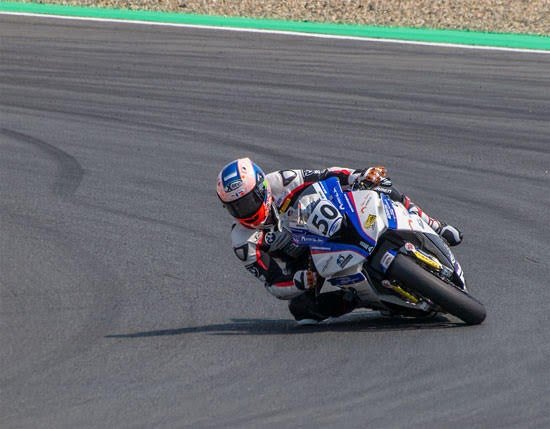 IDM Superbike Zolder - Rennen 1