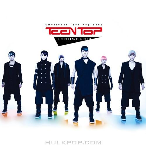TEEN TOP – TRANSFORM – EP (ITUNES PLUS AAC M4A)
