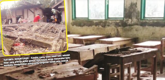 Lempeng Bumi Terus Bergerak Setelah Gempa di Banten Sekarang Merembet ke Banda Aceh