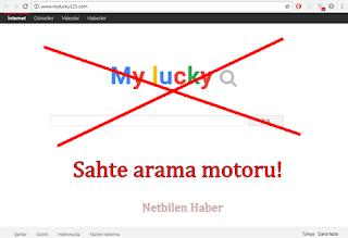 My Lucky 123 bilgisayardan kaldırma Türkçe (uninstall)