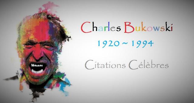 Henry Charles Bukowski : Écrivain américain