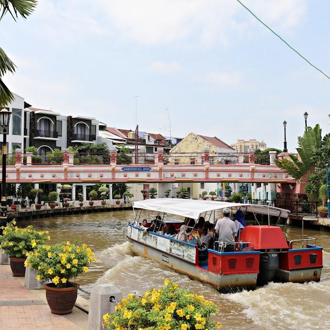 Catatan Perjalanan Dakwah #1 (Kampung Jawa Di Malaysia)