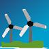 Afgeschreven turbinebladen van windmolens in Flevoland krijgen tweede leven als stoeptegels