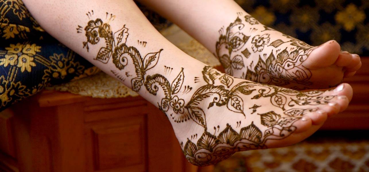 Elegant Bridal Mehndi Designs : Wedding latest mehndi henna designs for girls