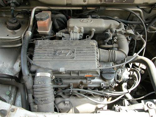 hyundai atos 1997 engine diagram