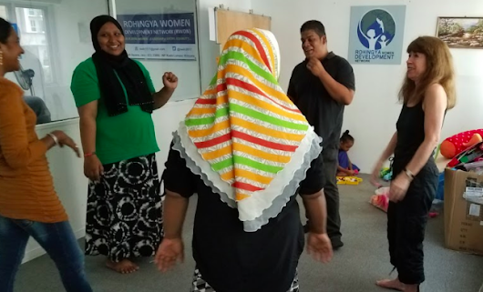 Working with Refugees in Malaysia