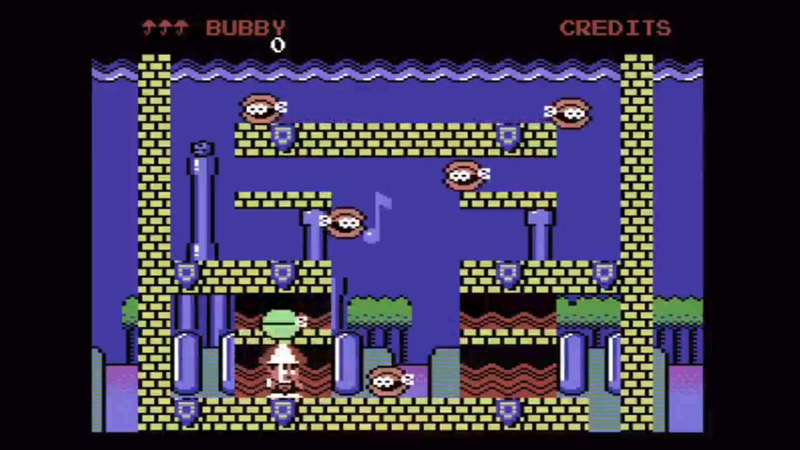 Indie Retro News: Parasol Stars C64 is in development and it