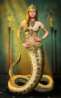 7 Mahluk mitologi yunani yang jarang diketahui