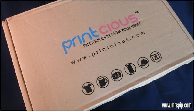 Personalized ceramic tiles di Printcious