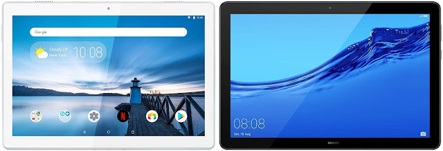 Comparativa mejores tablets Android 10,1 pulgadas baratos FullHD
