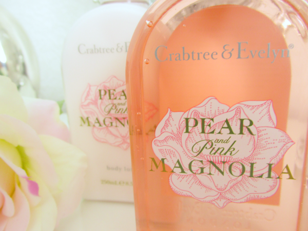 Crabtree & Evelyn Pear and Pink Magnolia Review, Erfahrungen, Testbericht