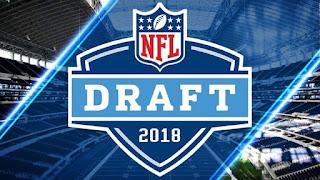 Reina la incertidumbre en el draft de la NFL 2018