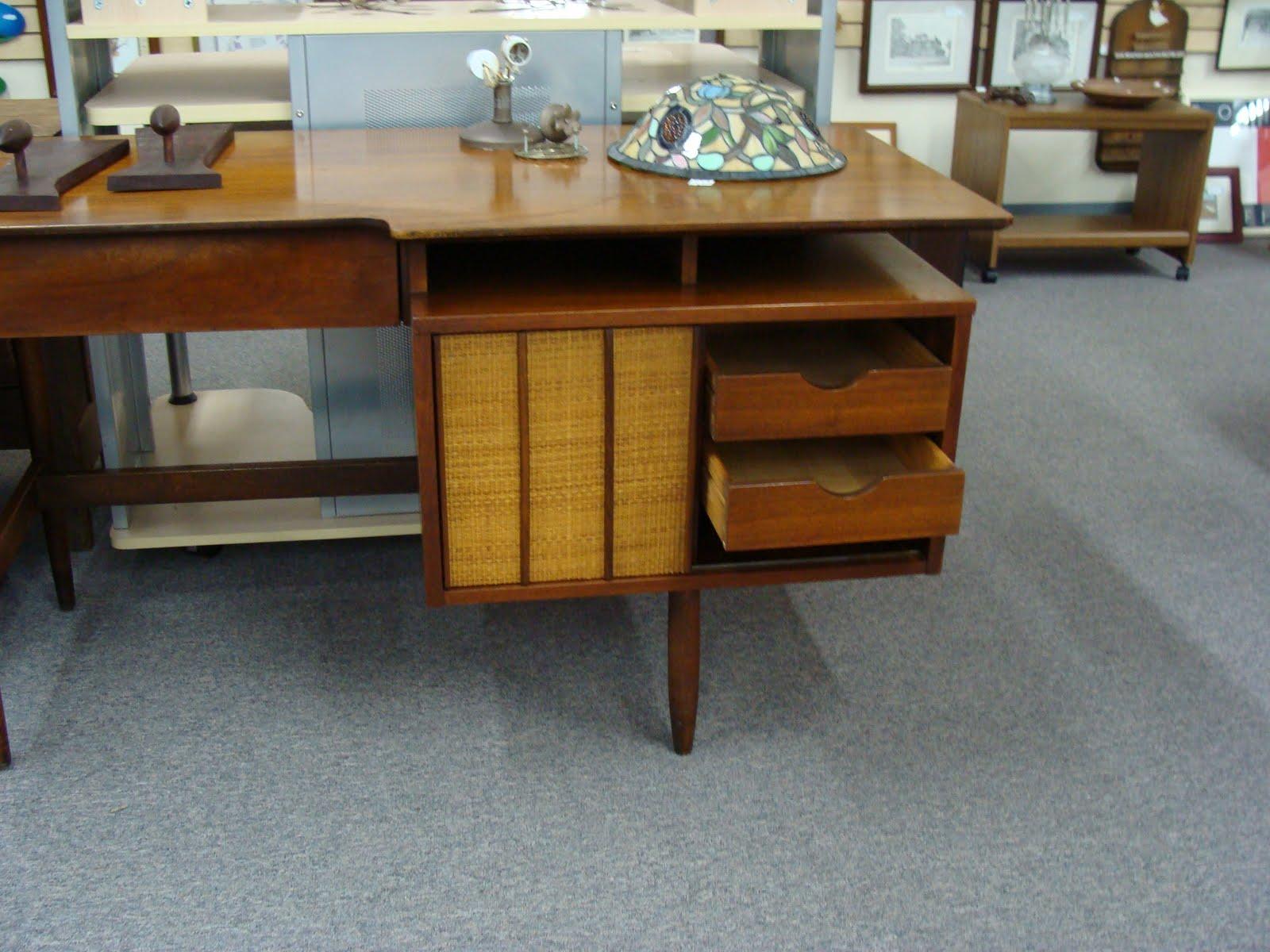 Mid Century Danish Modern Desks And Weekend Booty