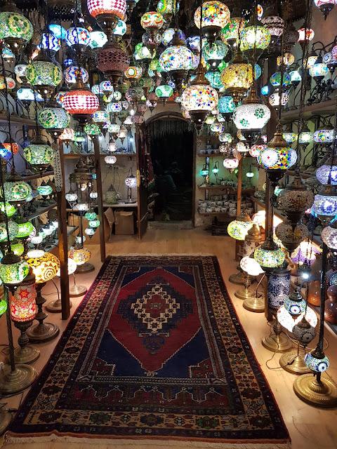 Lampade, Goreme-Cappadocia