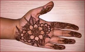 Attractive & Beautiful Hd Desgin Of Mehandi 60