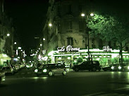 Montparnasse Cafes and Bricktop's in Paris during Jazz age