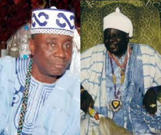 Oba Akran of Badagry and Oba of Lagos, Rilwanu Akiolu
