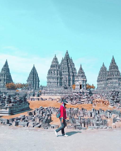 Paket wisata jogja - Candi Prambanan