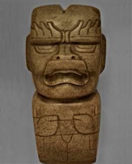 Hacha ceremonial olmeca
