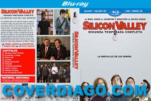 Silicon Valley - SEASON / TEMPORADA 02 - BLURAY