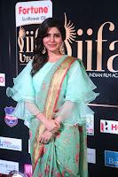 Samantha Ruth Prabhu Looks super cute in a lovely Saree  Exclusive 41.JPG