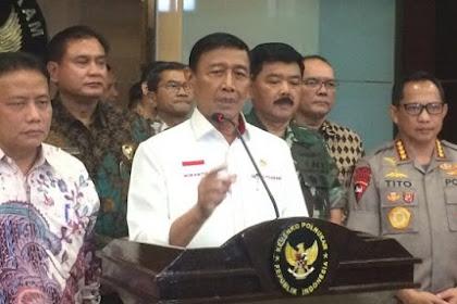 FPI soal Tim Hukum Wiranto: Rezim Kalap Mau Tenggelam