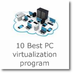 10 Best PC virtualization program