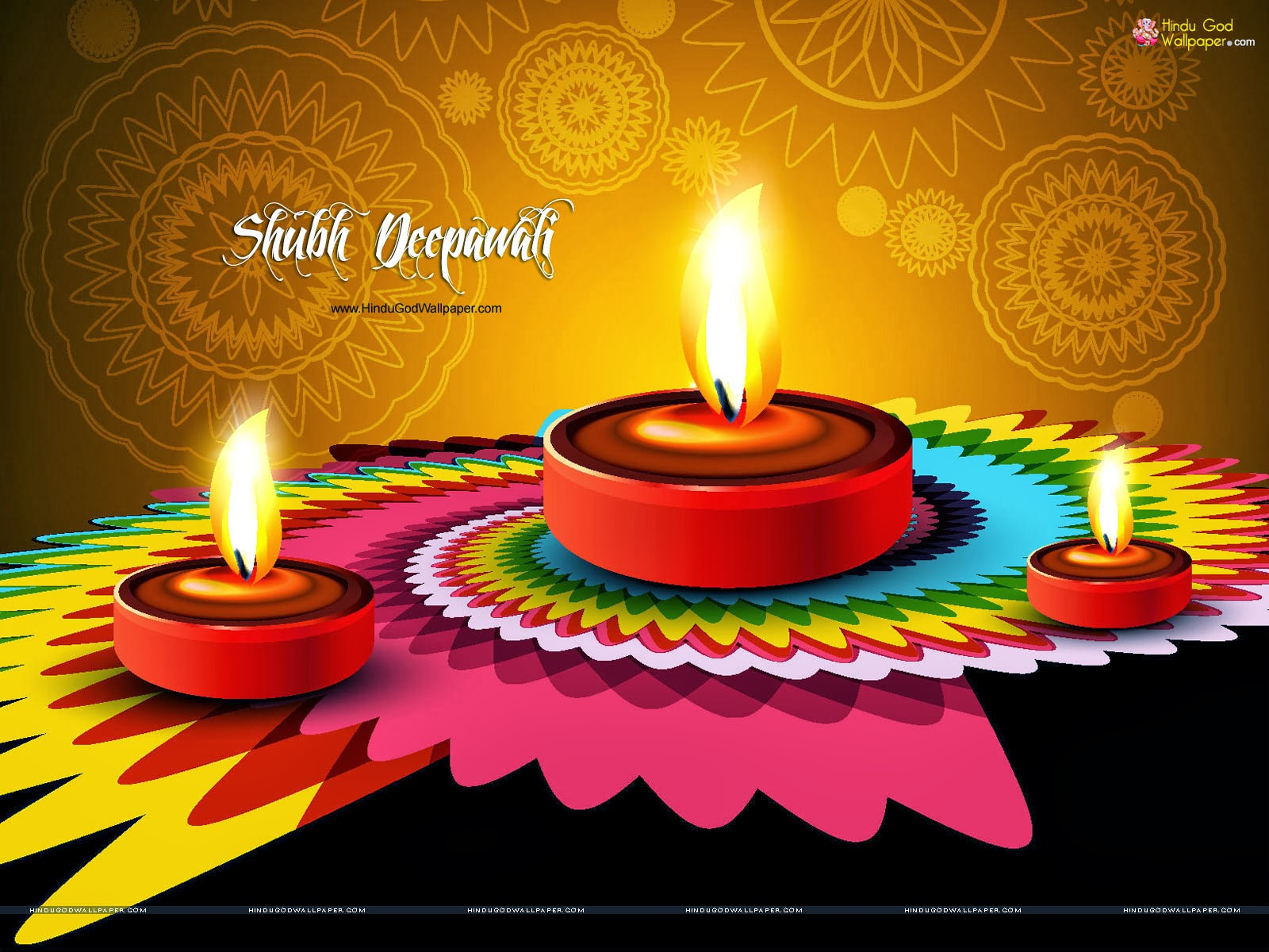 CGfrog: Beautiful Diwali Greeting Card Designs And
