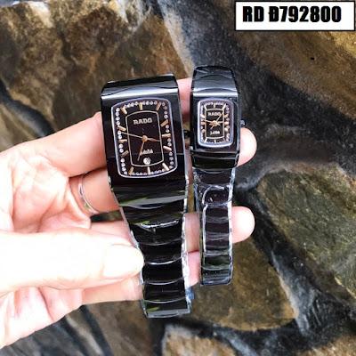 Đồng hồ cặp đôi Rado RD Đ792800