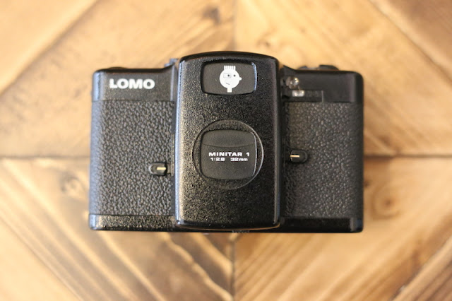LOMO LC-A 底片相機