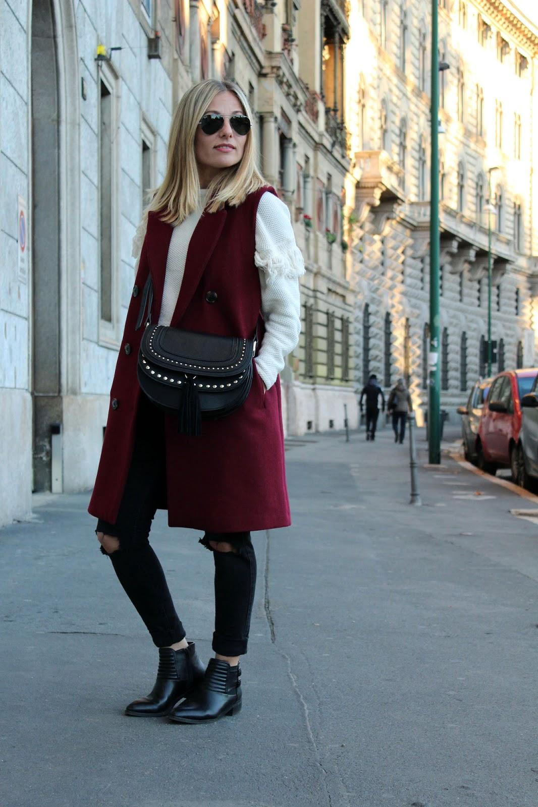 Famoso Outfit: a Milano con i nuovi stivaletti Deichmann | Vivi La Moda OS23