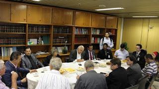 Em reunião com o Presidente do Tribunal de Contas do DF, ABBP toma conhecimento sobre a análise das contas do Governo de Brasília