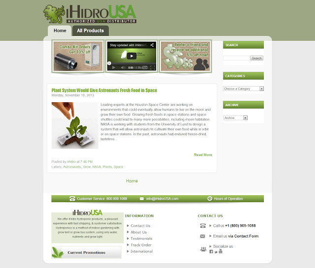 ihidrousa Web Development on Blogger