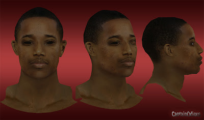 NBA 2K13 DeMar DeRozan Cyberface Mod