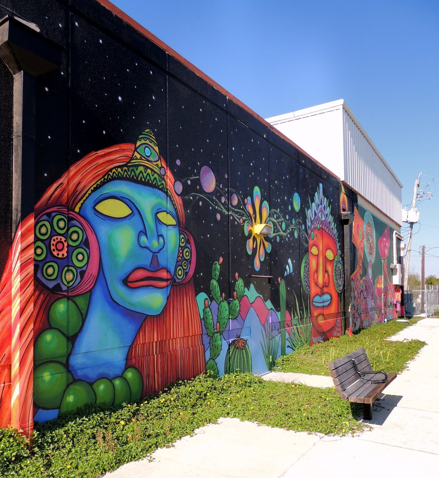 Houston Streetwise TBH Latino Literature and New Murals