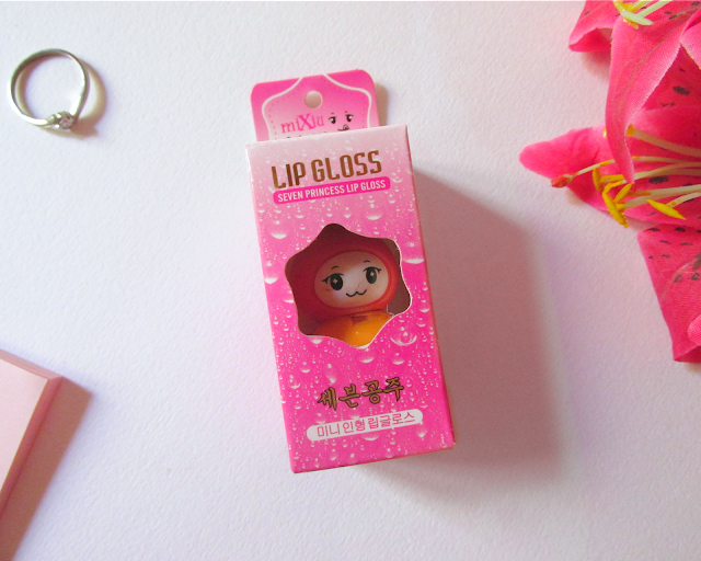 born pretty store review, lipgloss