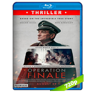 Operación final (2018) BRRip 720p Audio Dual Latino-Ingles