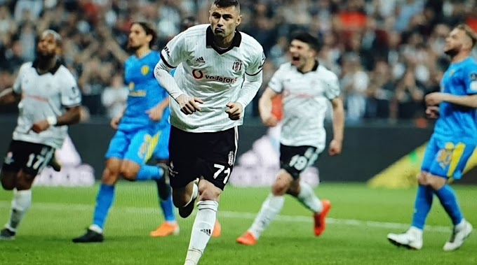Süper Lig Puan Durumu 30 Hafta Beşiktaş Zirveye Ortak oldu