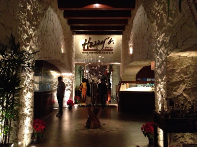 Harry's Cancun Lobby