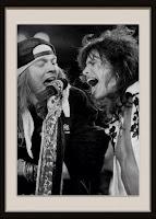 Axl Rose & Steven Tyler