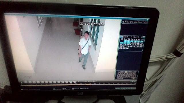 Walau Ada CCTV, Dua Laptop Lenyap Di Kantor Bupati