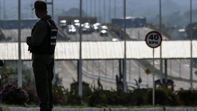 EEUU pretende crear falso positivo en frontera Venezuela-Colombia