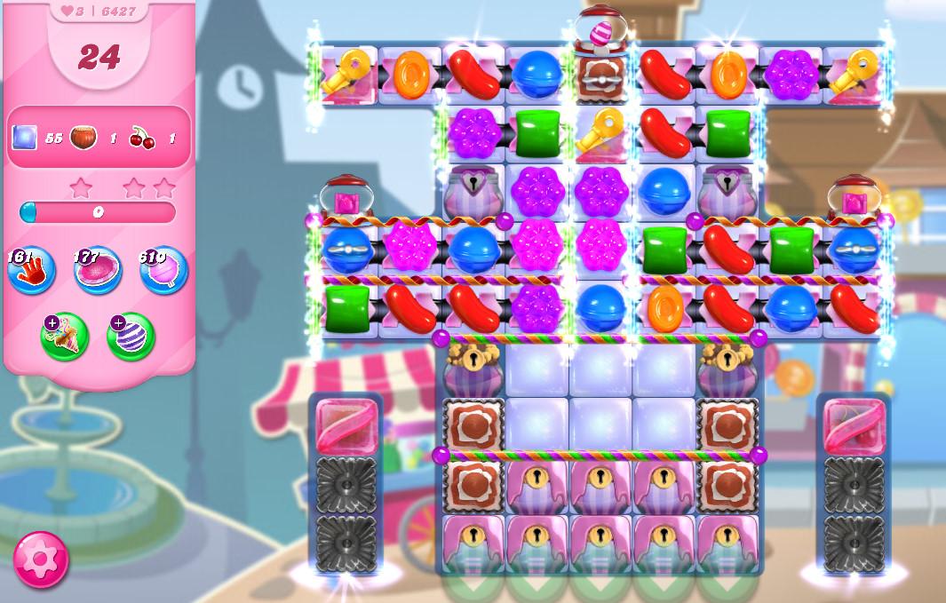 Candy Crush Saga level 6427
