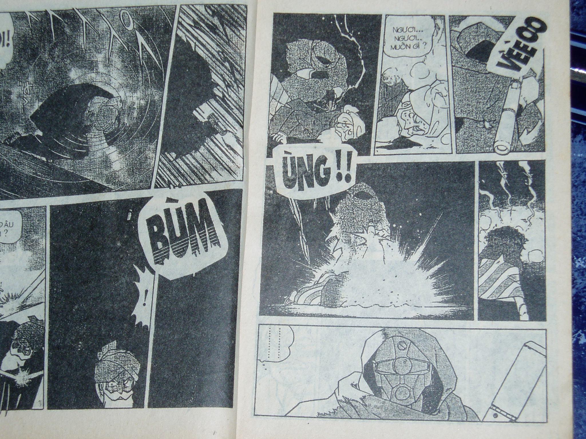 Siêu nhân Locke vol 16 trang 3