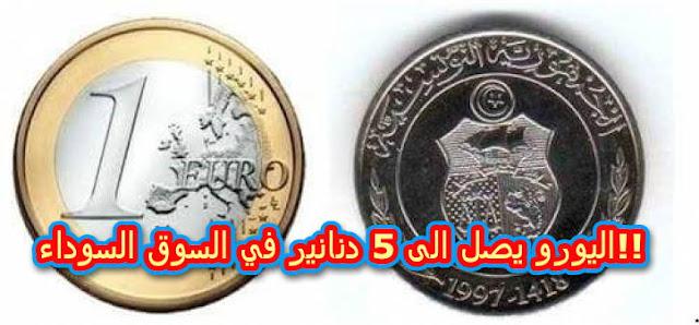 أكد الخبير البنكي ومدير الفروع في البنك التونسي الفرنسي نزار النفطي ان تخزين العملة الصعبة  اثر على قيمة الدينار التونسي.