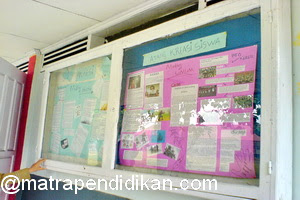 mading,OSIS,SMP